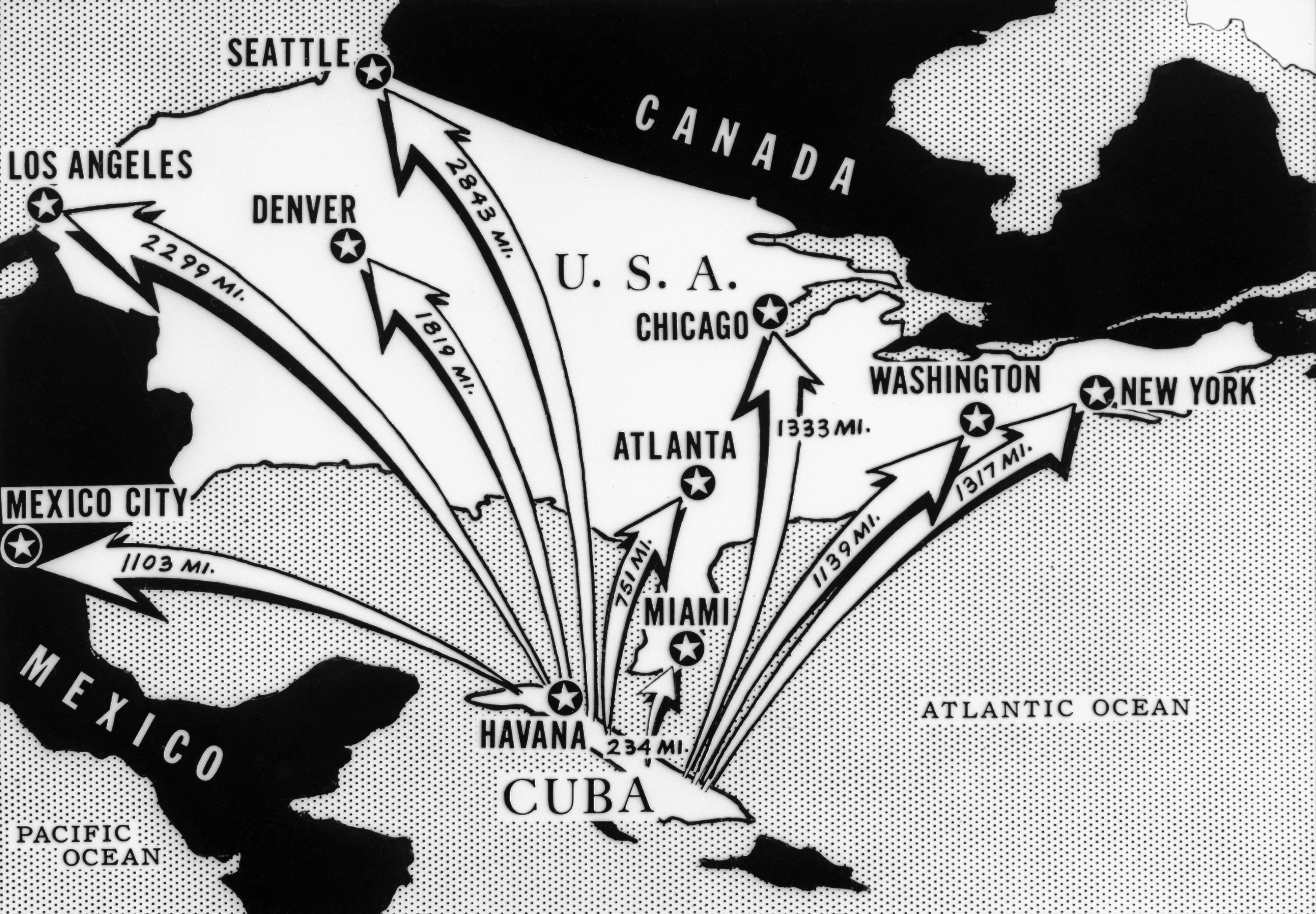 Image result for cuban missile crisis pictures