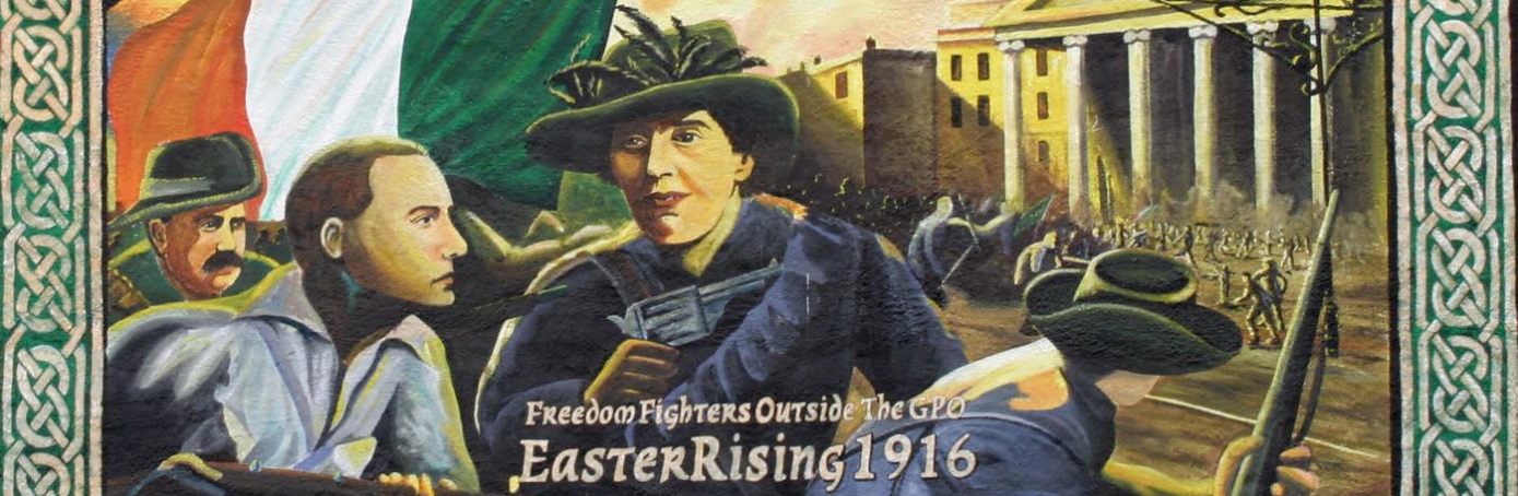 easter rising, ireland, british history