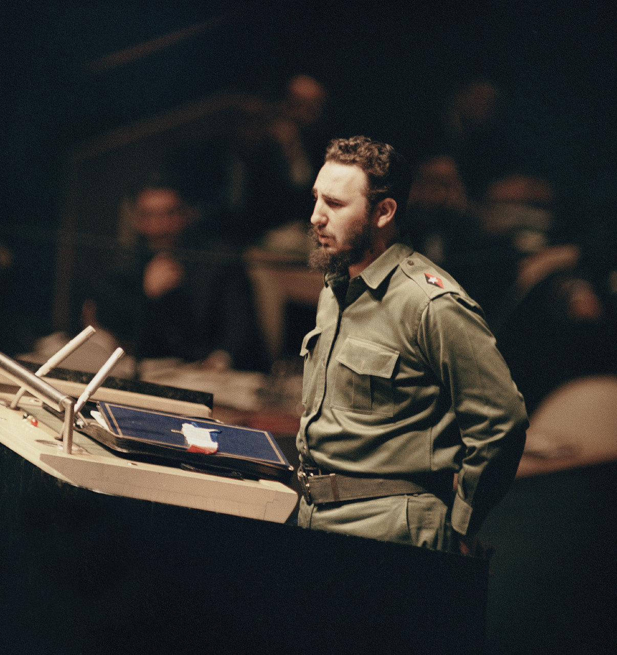fidel castro in cuban missile crisis history essay Cuban missile crisis essays:  history essay paper  the united states' renewed attempts to overthrow fidel castro following the failed bay of pigs invasion in.