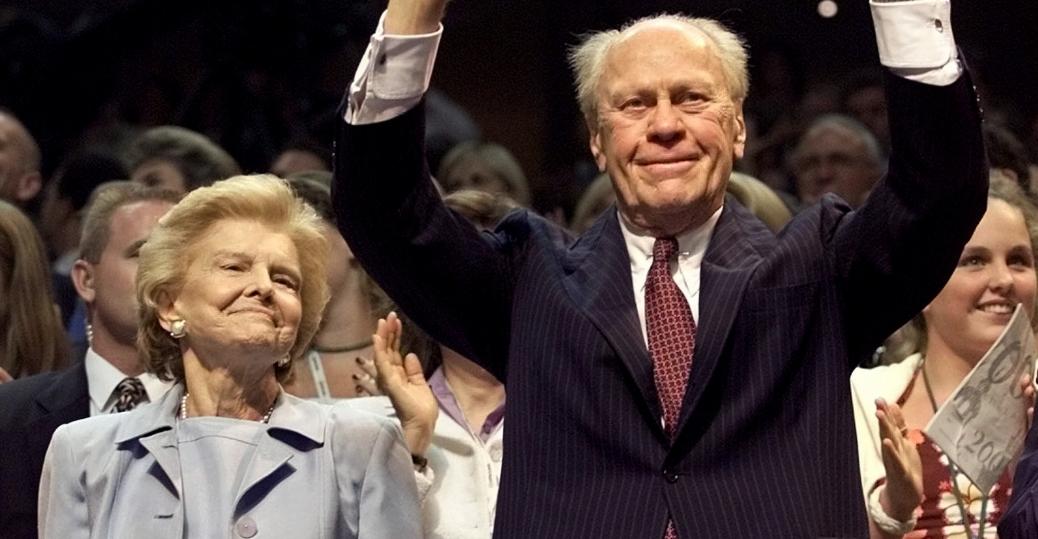 90th birthday, gerald ford, public policy, retirement