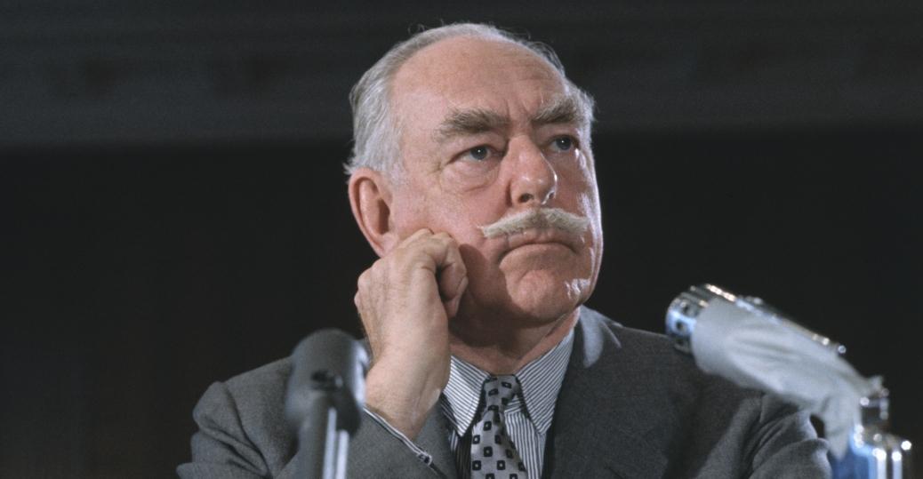 secretary of state, dean acheson, the cold war, president truman, korean war, cuban missile crisis, vietnam