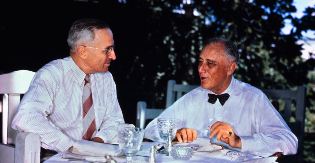 harry truman, franklin d. roosevelt, the cold war, communism