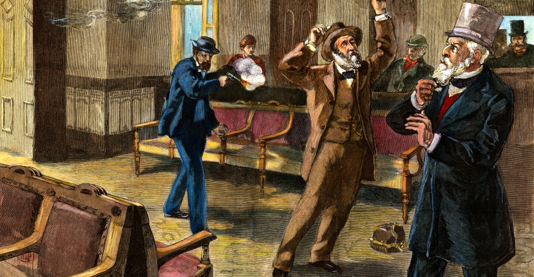 charles guiteau, july 2 1881, james garfield, assassin