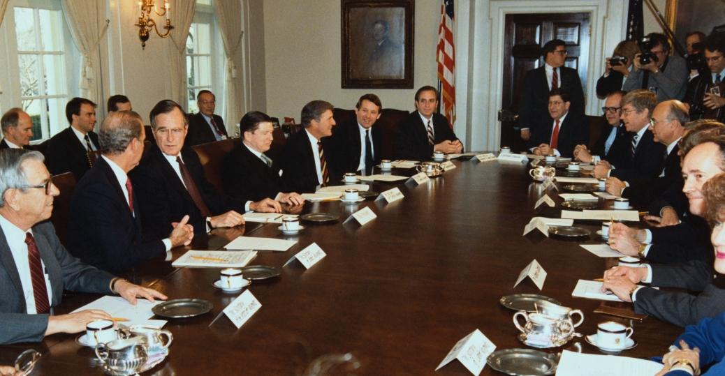 the soviet union, george bush, president bush, the cold war, bush's cabinet