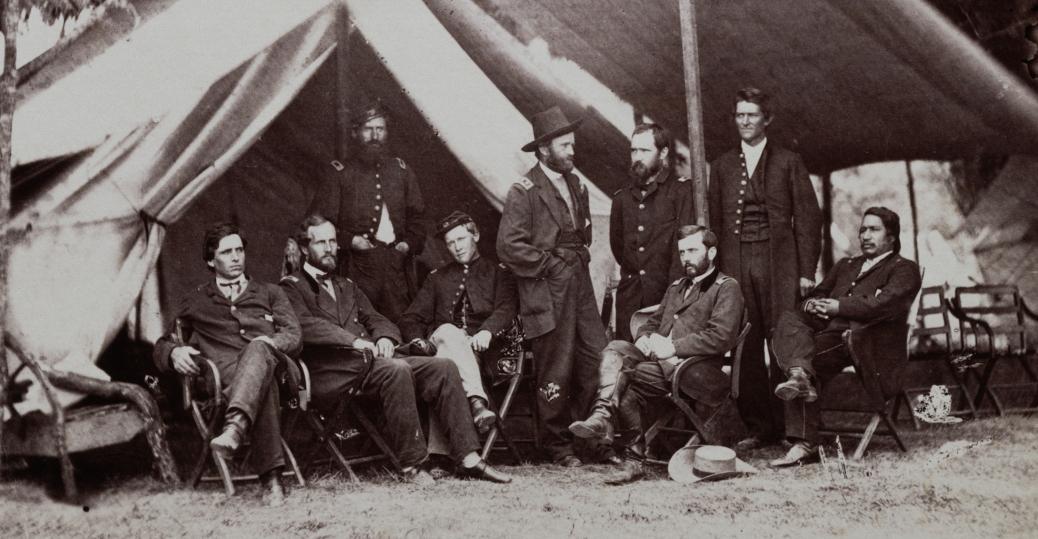 city point, virginia, 1863, battle at vicksburg, ulysses s. grant, president abraham lincoln, union army