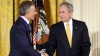british prime minister, tony blair, iraq war, george w. bush
