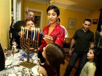 the festival of lights, hanukkah, jewish holiday, syrians, november, december