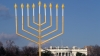 washington d.c., hanukkah, menorah, eight days, jews, jewish, holidays, the white house, ellipse, 165 BCE