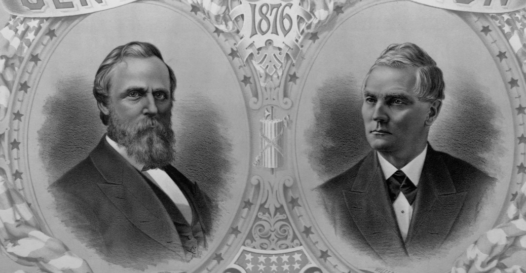 william a. wheeler, 1876 presidential election, rutherford b. hayes, 1876 republican party