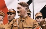 Hitler at Dortmund Rally