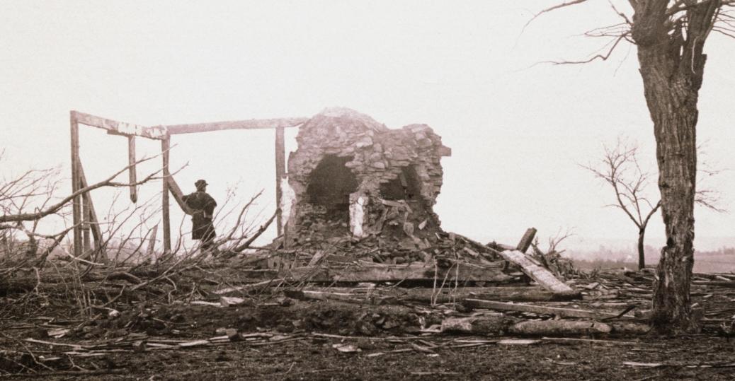 mrs. judith henry, manassas, virginia, the first battle of bull run, battle of bull run, the civil war, civil war ruins, 1862