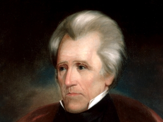 "andrew jackson summary Andrew jackson issued his ""proclamation to the people of south carolina,"" asserting the supremacy of the federal government and warning that ""disunion by armed force is treason"" congress then (march 1, 1833) passed both the force bill—authorizing jackson to use the military if necessary to collect tariff duties— and a."