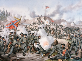 an introduction to the life of george meade Life and letrers of general meade columbia and fired the bridge   be taken on my staff, and sending a letter of introduction from cap- tain schenley.