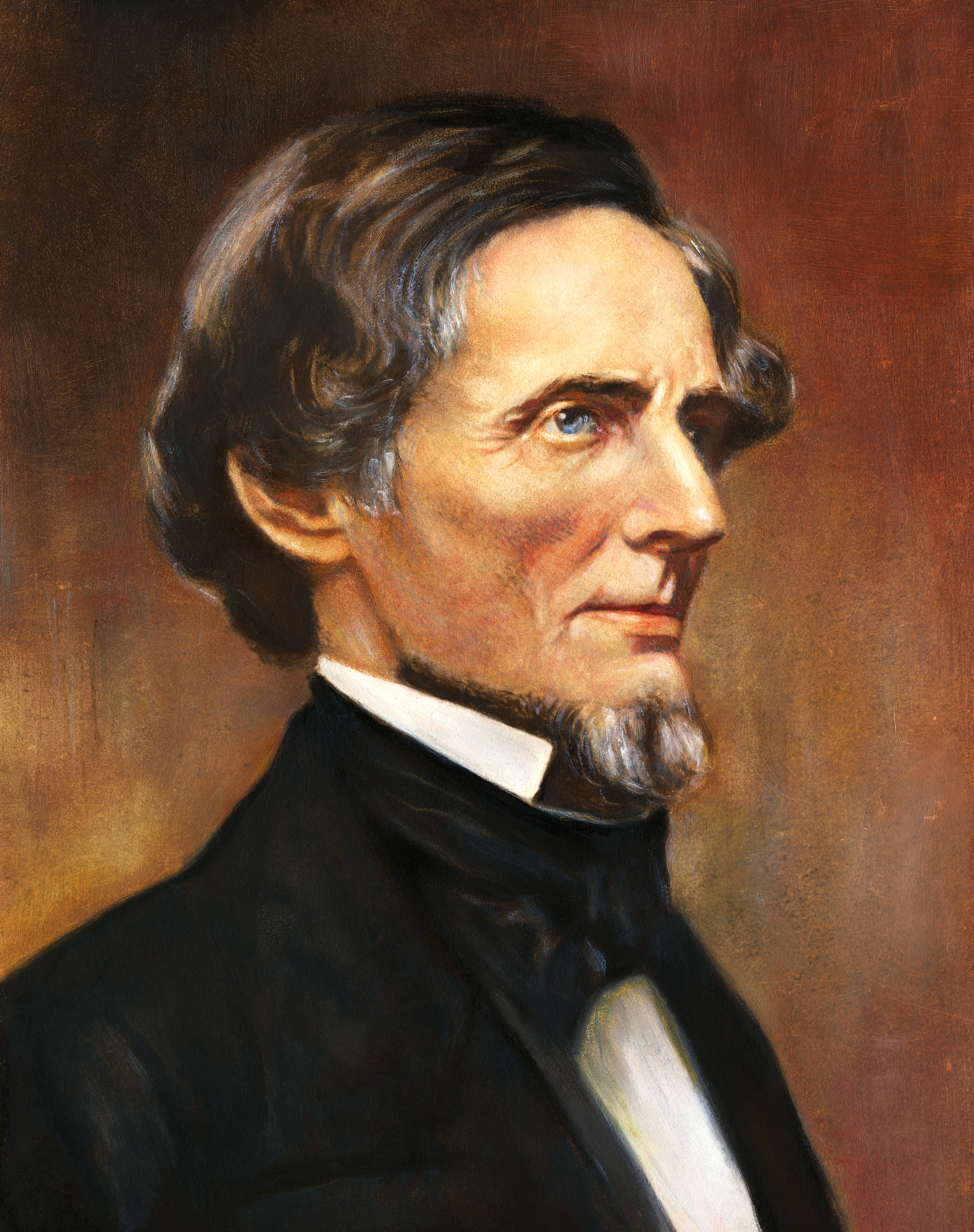 jefferson davis precidency of the confederate states of america The first president of the confederate states of america was stephen douglas jefferson davis abraham lincoln dred scott.