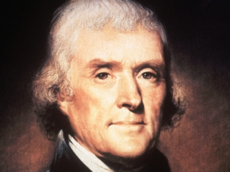 third president of the united states, 1743, thomas jefferson, virginia, president thomas jefferson