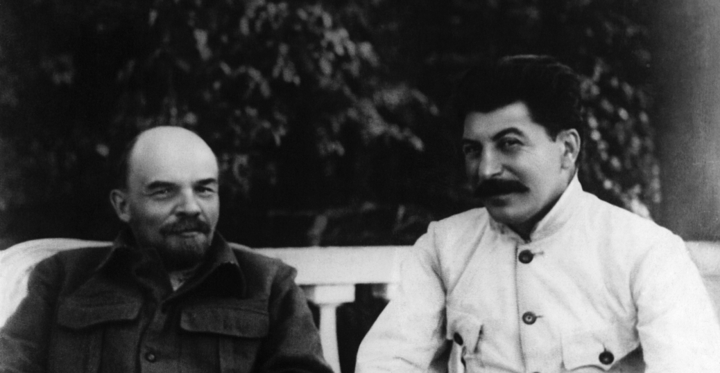stalin and lenins relationship with germany