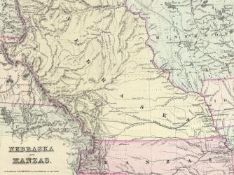Kansas Nebraska Act Facts Amp Summary History Com