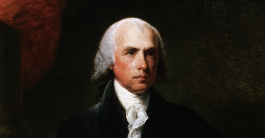 u.s. constitution, the bill of rights, president james madison