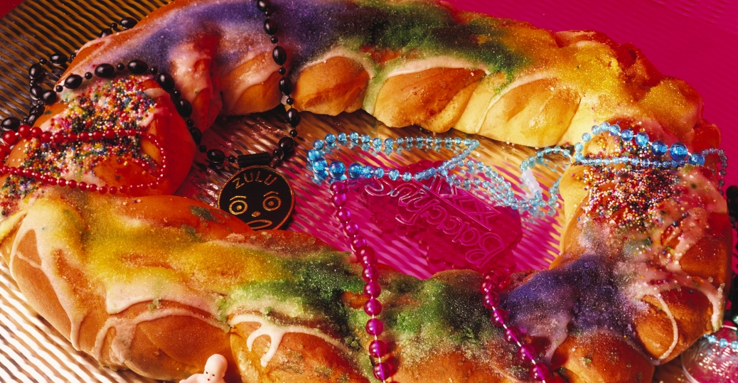 the king cake, mardi gras, maji, christ, epiphany, new orleans, mardi gras celebrations