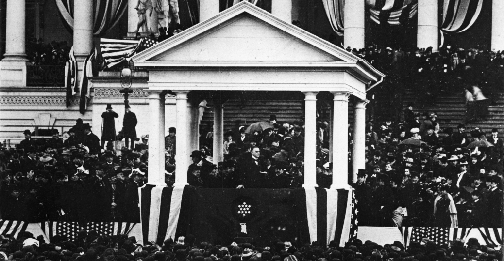 1897, 1897 presidential elections, 25th president of the united states, william mckinley, president mckinley
