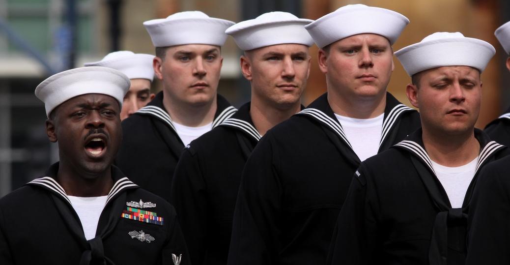 u.s. navy, veterans, veterans day parade, san diego, california