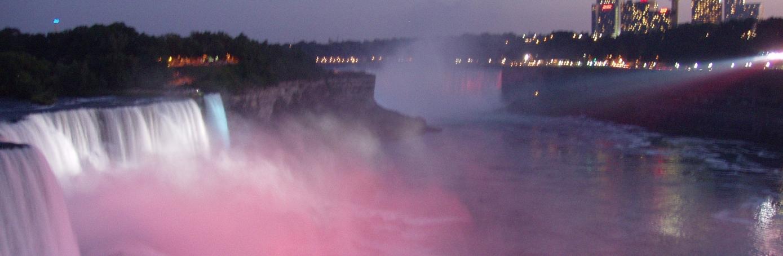 Niagara Falls Facts Summary History
