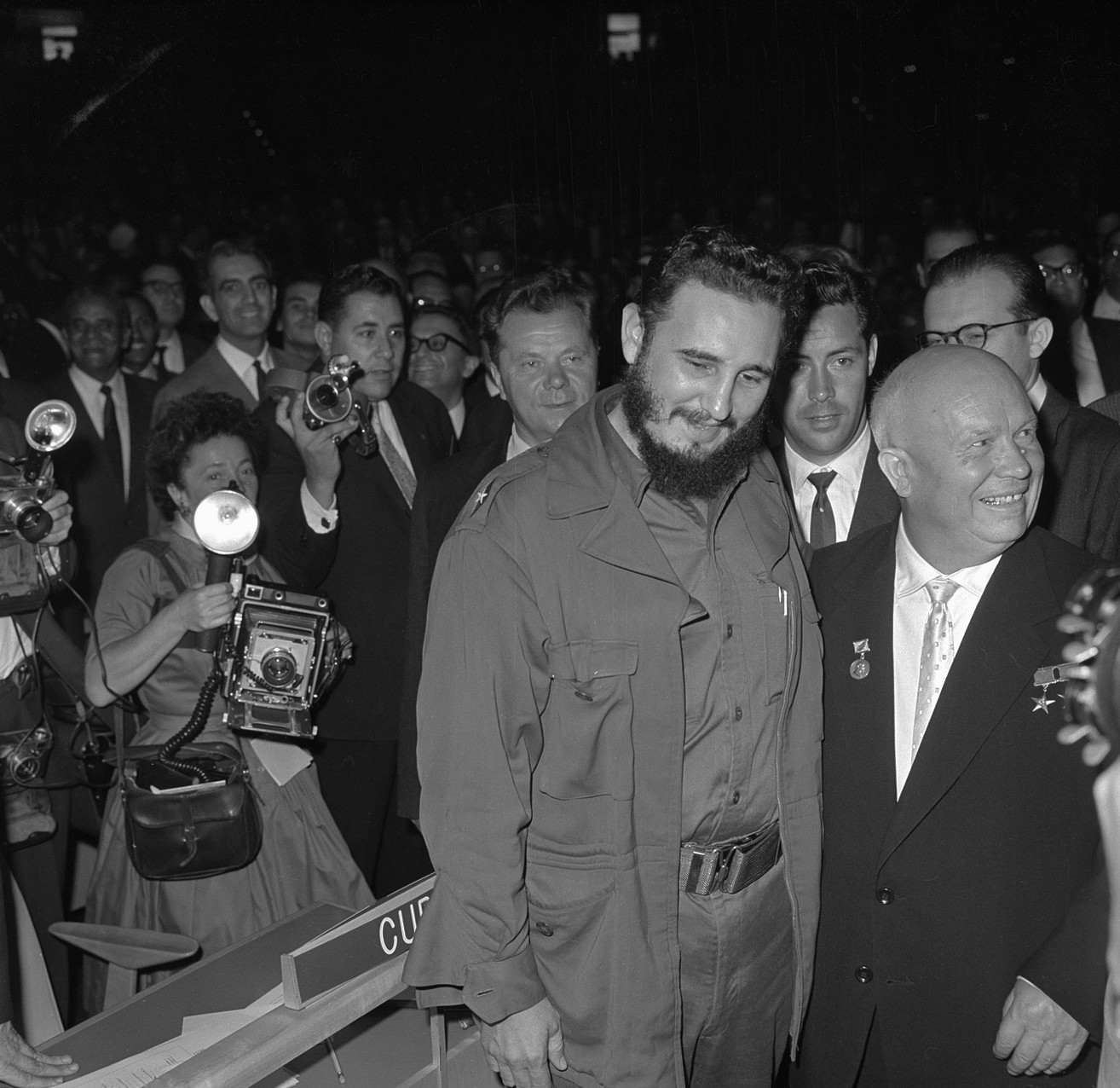 n missile crisis pictures n missile crisis com nikita krushchev fidel castro the n missile crisis the cold war