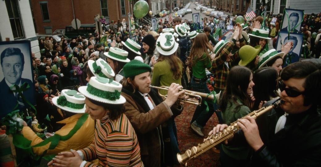 boston, massachusetts, parade, st. patrick's day, st. patrick's day parade, irish, st. patrick's day celebrations
