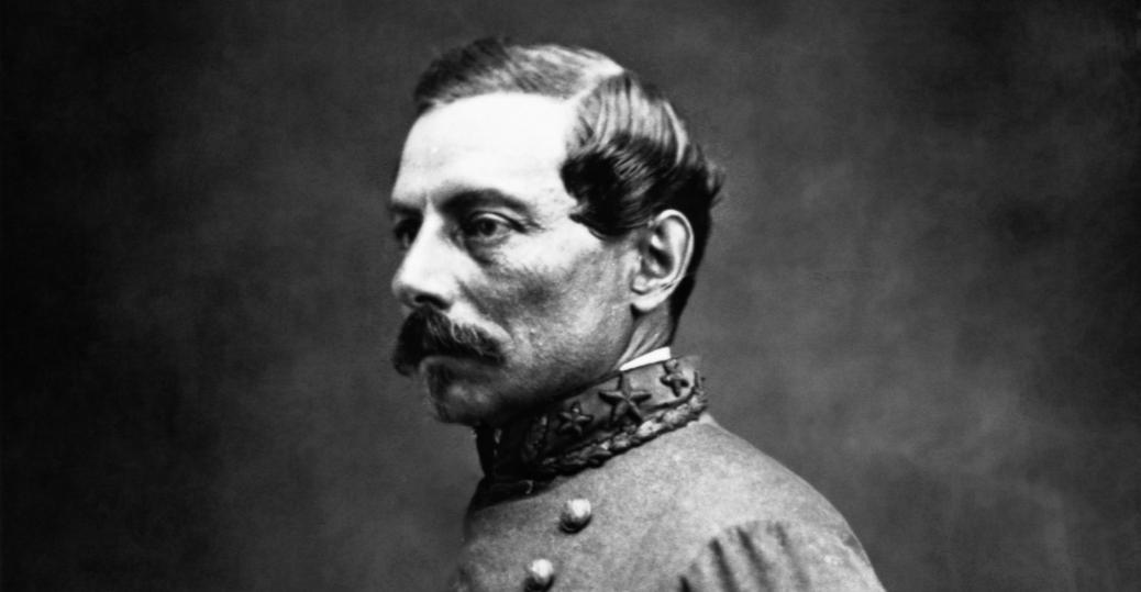 pierre goustave toutant beauregard, pgt beauregard, confederate general, fort sumter, the civil war, first battle of bull run, richmond