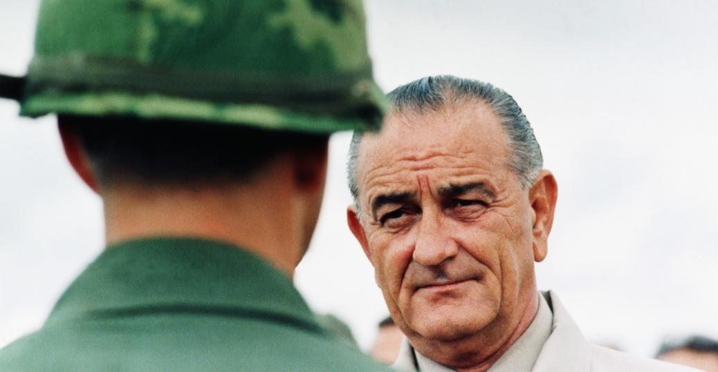 1966, lyndon b. johnson, president johnson, cam rahn bay, south vietnam, the vietnam war, vietnam soldiers