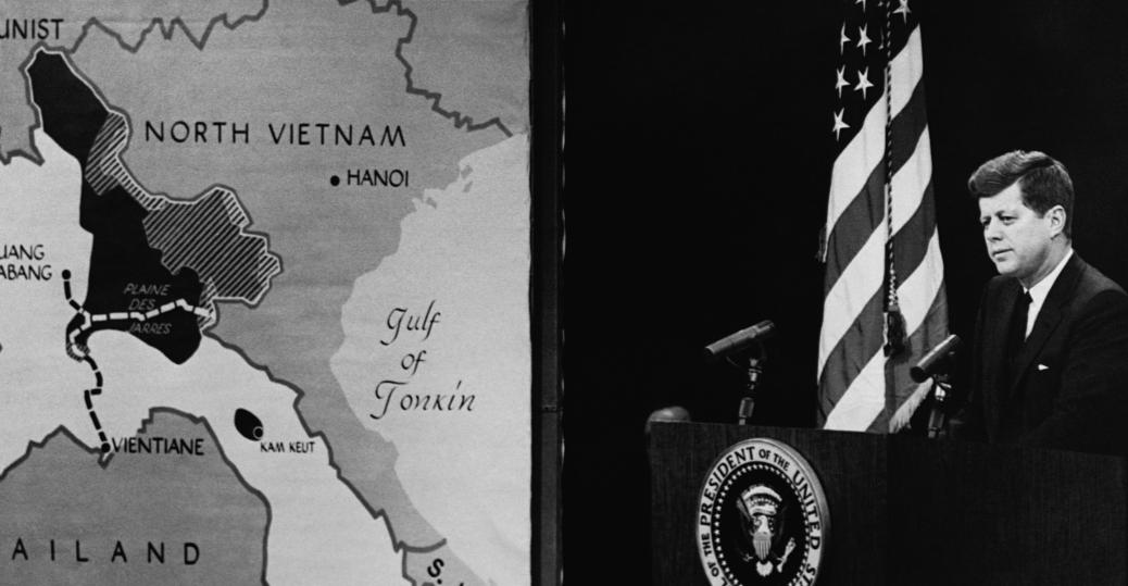 John F Kennedy and Vietnam