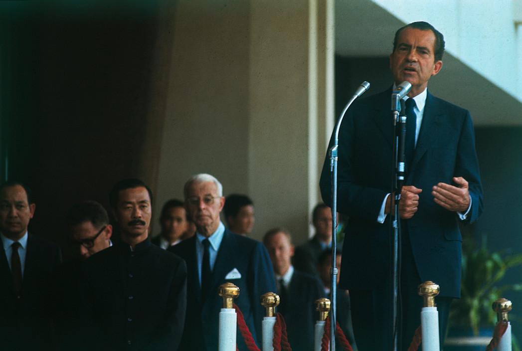 How Congress Helped End the Vietnam War