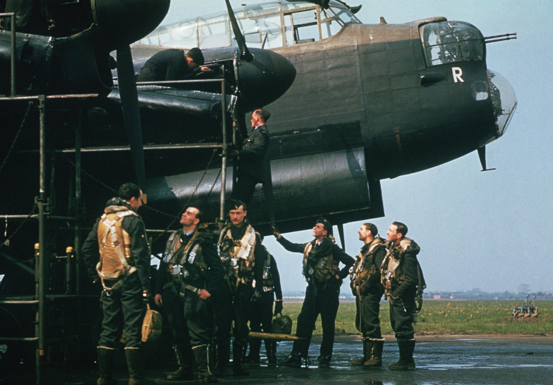 Royal Air Force Pilot World War Ii Pilots And Planes