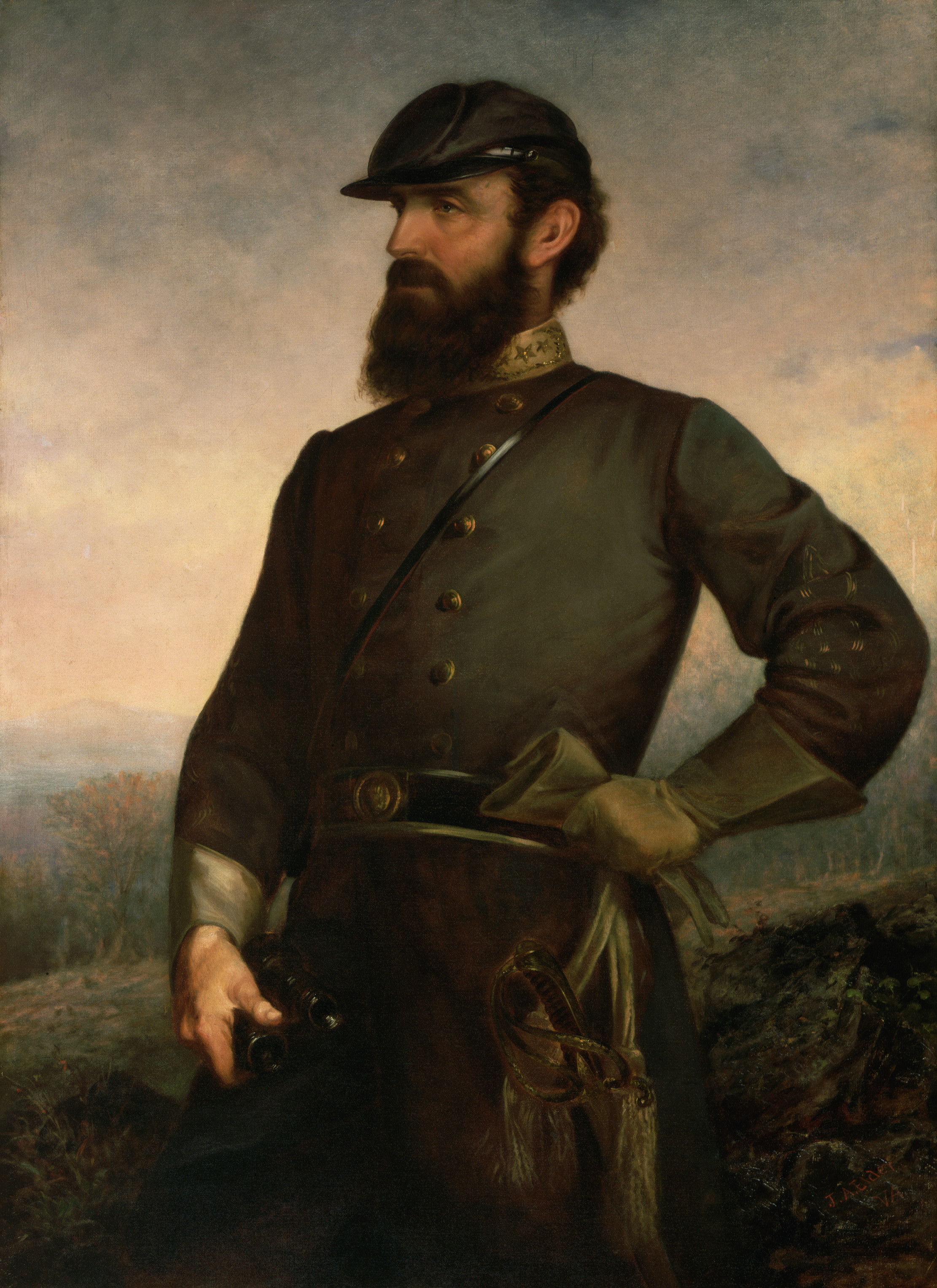 an overview of stonewall jackson life Thomas jonathan jackson, better known as stonewall jackson, was a famous 'confederate' general who served during the american civil war.