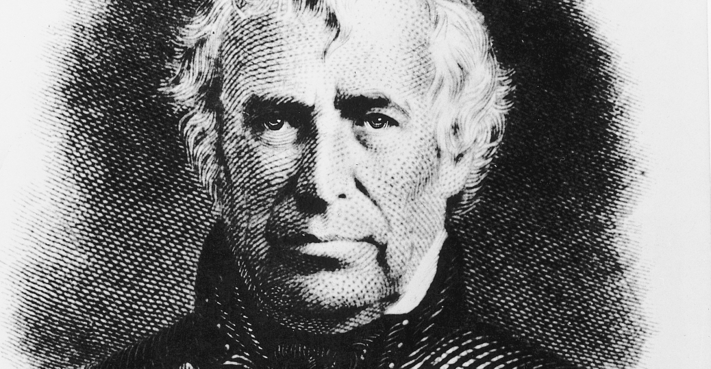 Zachary Taylor President