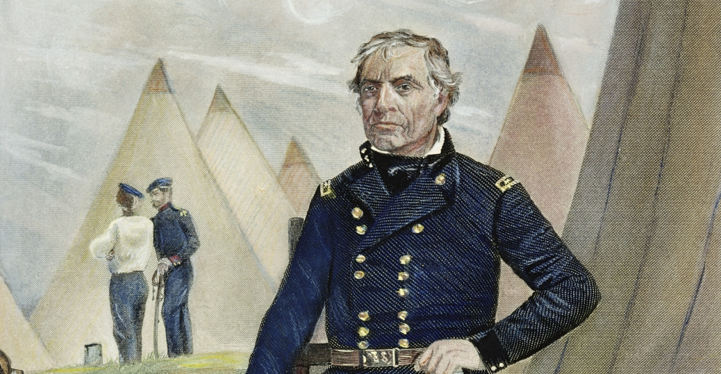 zachary taylor, president taylor, the war of 1812, the blackhawk war, second seminole war