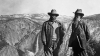 yosemite national park, president roosevelt, teddy roosevelt, john muir, glacier point, yosemite valley, the act for preservation of american antiques, historic sites, national monuments, 1906