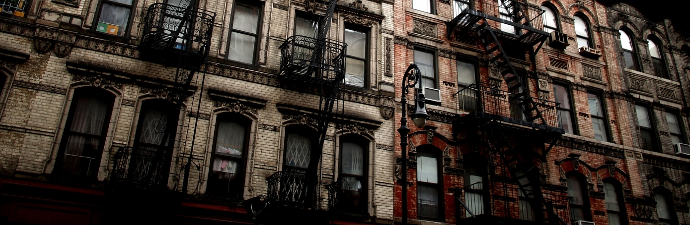 Apartment Buildings In Lower East Side