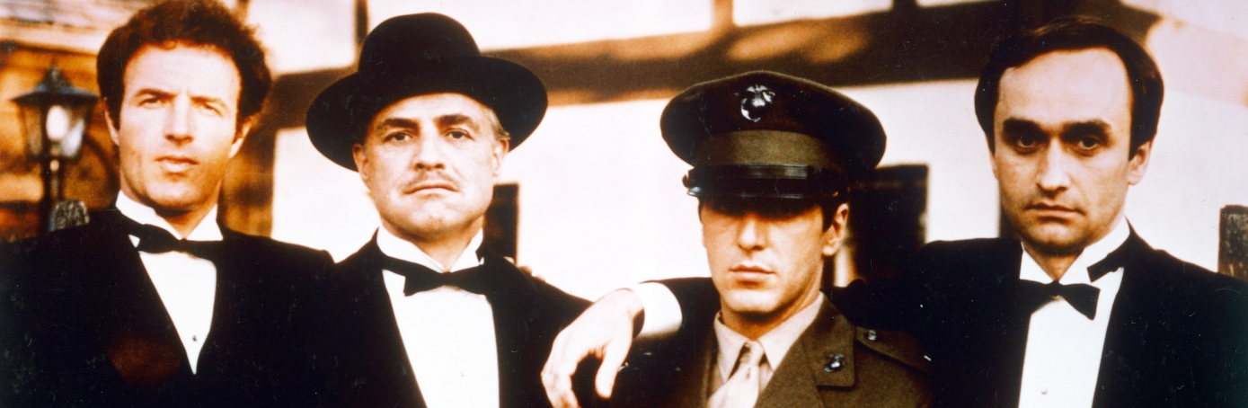 an overview of the italian mob slang in the movie the godfather Ford coppola, literature essays, quiz questions, major themes, characters, and  a full summary and analysis  a mafia term for a lieutenant or second in  command  a derogatory racial slur for italian-americans  how would you  relate 1930's gangster films from scenes from the movie the godfather.