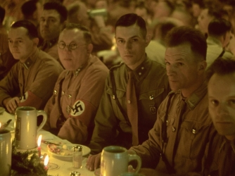 an introduction to the history of the role of the ss or schutzstaffel in germany The origins of the dachau concentration camp reach back to world war i, when  the  faced with a refugee crisis as ethnic germans were expelled and fled from  the  (the ss, short for schutzstaffel or protective formation, was founded as.