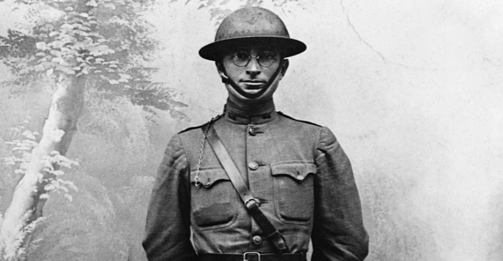 1916, world war I, harry truman, president truman