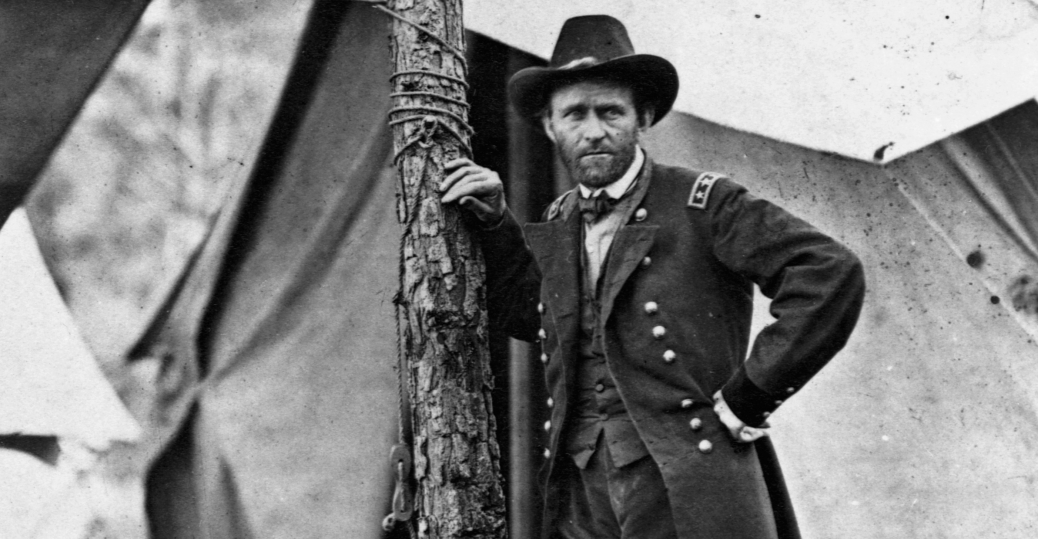 ulysses s. grant, the union army, union military leaders, the civil war, 18th president of the united states, president grant, cold harbor, virginia, 1864