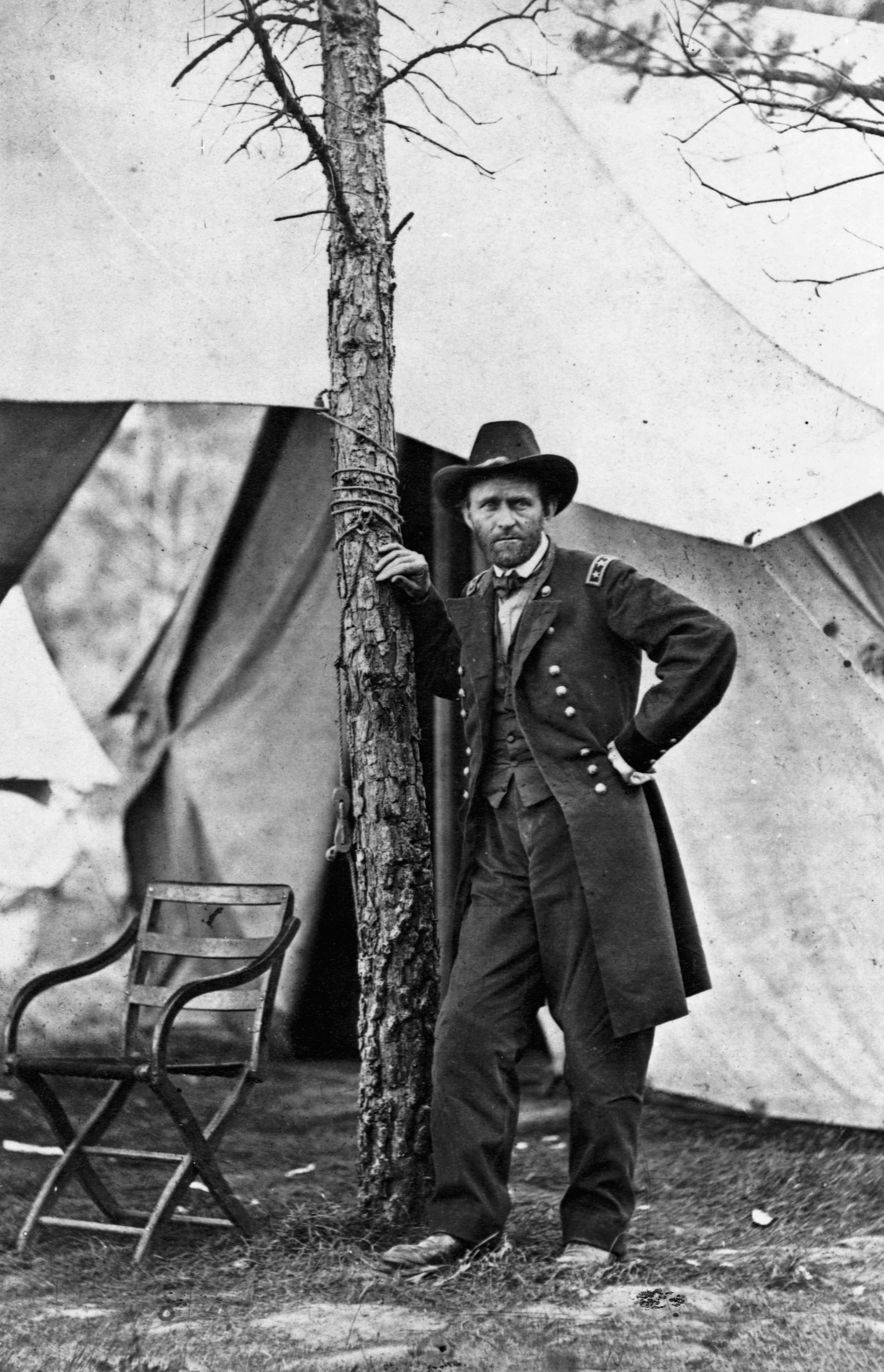 ulysses s grant wearing military uniform union military leaders  ulysses s grant the union army union military leaders the civil war