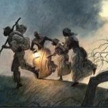 underground railroad, abolition, slavery