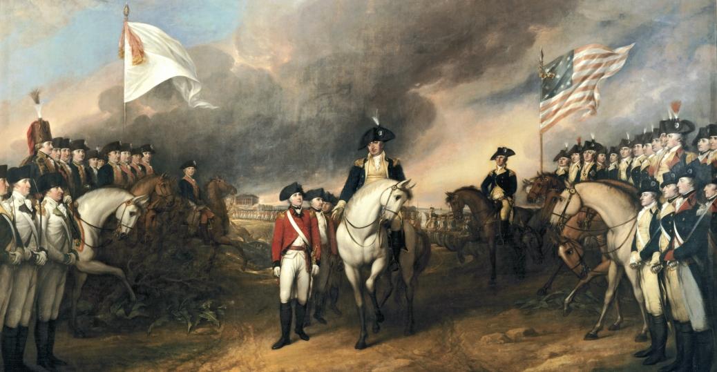british general cornwallis, george washington, yorktown, virginia, the american revolution