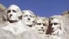 mount rushmore, south dakota, george washington