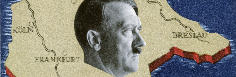 Hitler propaganda poster