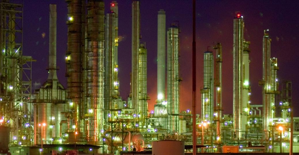 pemex, petroleos de mexico, cangrejera petrochemical complex, oil company, veracruz, mexico