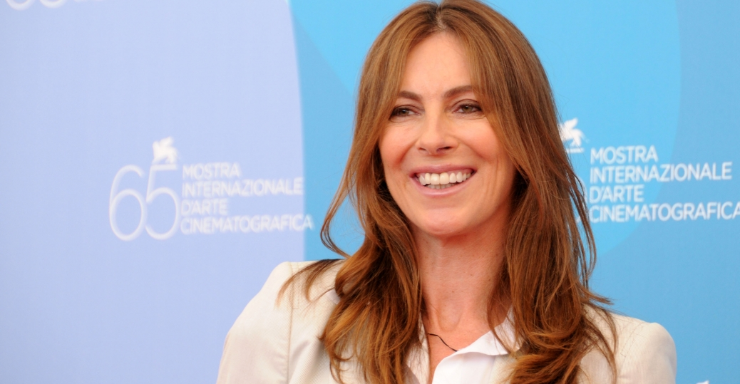 kathryn bigelow, film director, strange days, the hurt locker, women's history, women in the arts