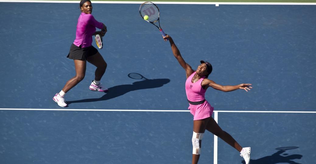 venus williams, serena williams, tennis, tennis players, grand slam titles, women in sports, women's history